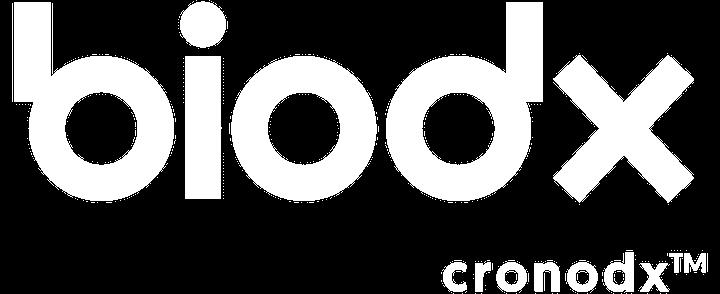 biodx logo white