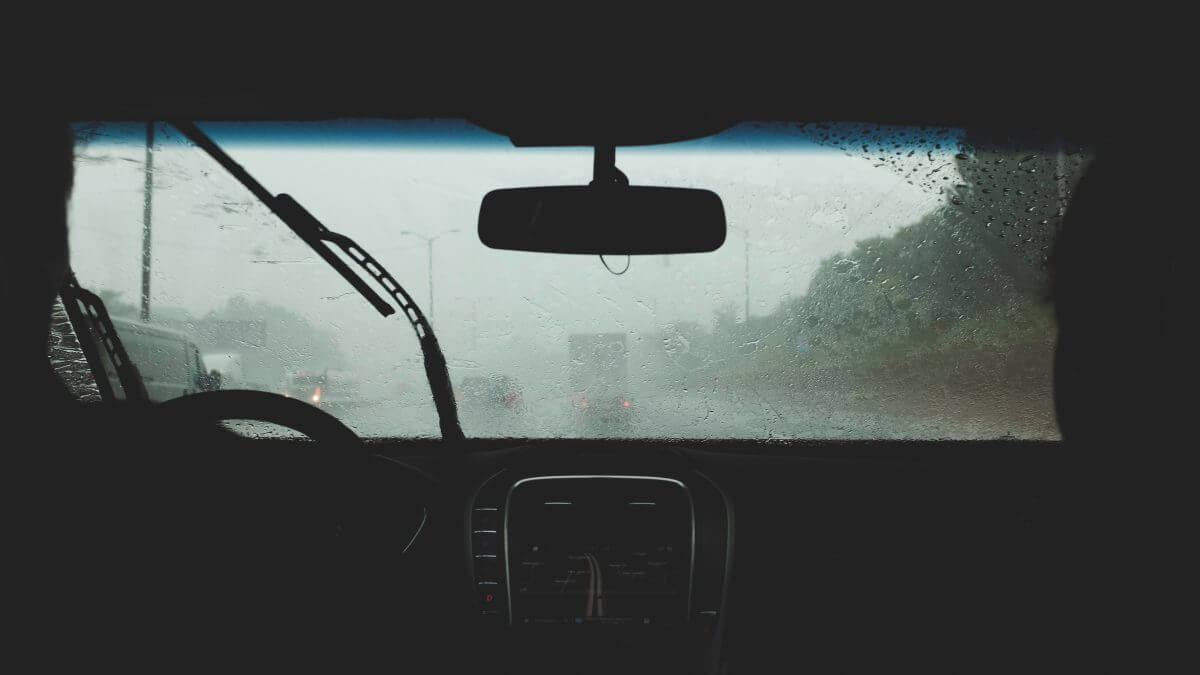 Heavy rains due to climate change